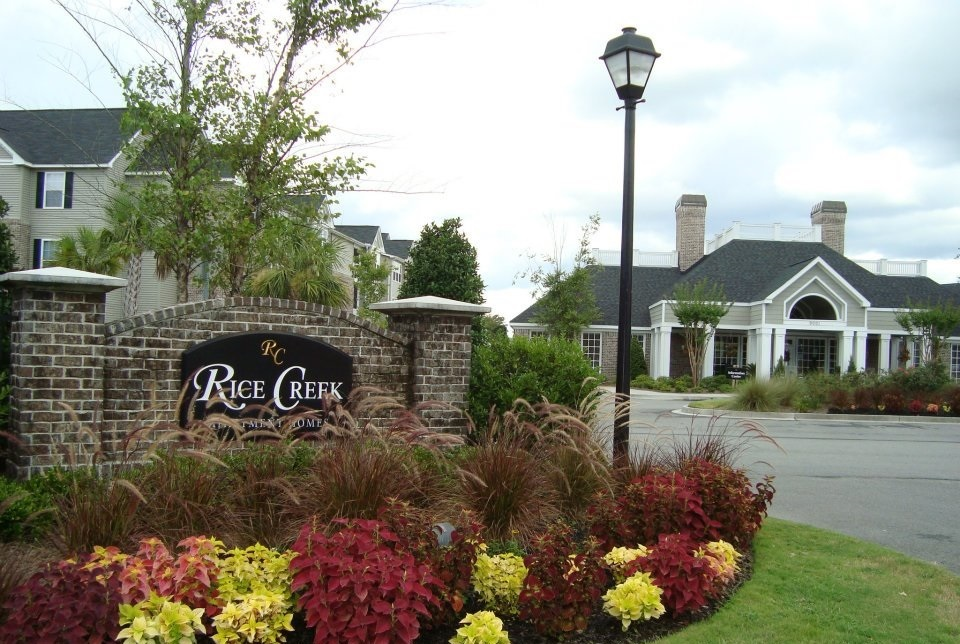 Rice Creek Apartments,