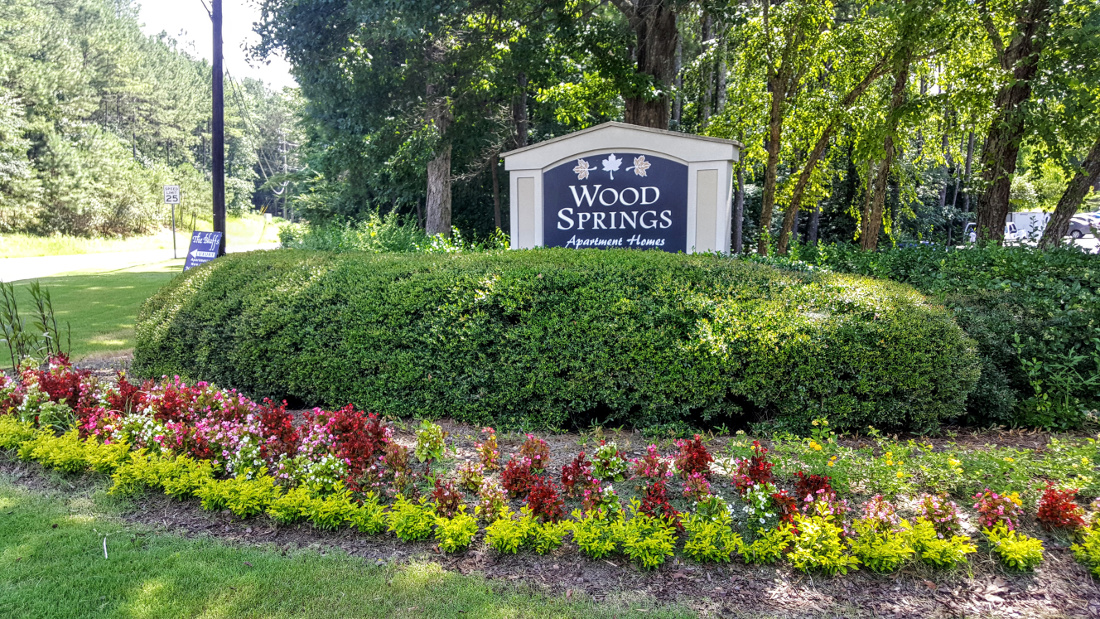 Wood Springs Apartments,